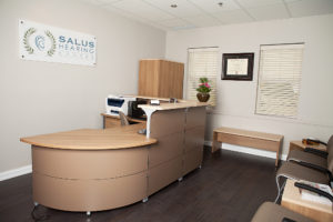 Salus Hearing Reception