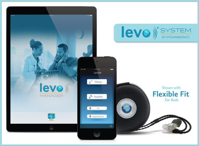 Levo System Flex Ear Buds