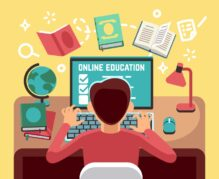 Back to School: Hearing Loss and Online Learning