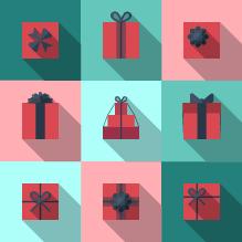 Holiday-Hearing Gift Giving